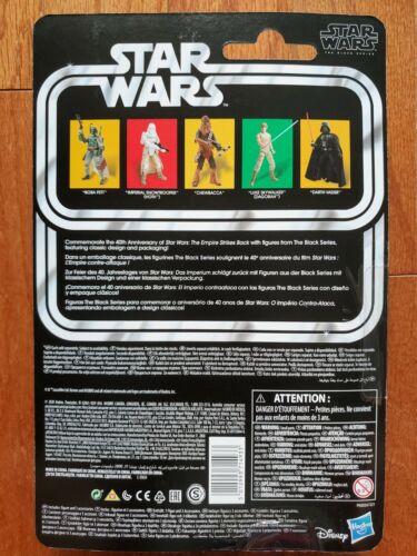 "NEW Star Wars The Black Series BOBA FETT 6/"" inch 40th Anniversary Figure IN HAND"