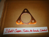 1986-1987 Buick Turbo Regals,turbo T,t-type,copper Header To Turbo Gasket