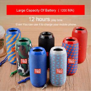 Portable-TG117-Fabric-Bluetooth-Wireless-Subwoofer-Speaker-Waterproof-Ultra-Bass