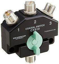 Diamond Antenna CX210A Wideband Heavy Duty Coax Switch