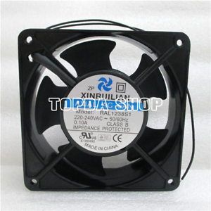 1pc new fan freeship 12cm 220v RAL1238S1 AC220V RAH1238S1