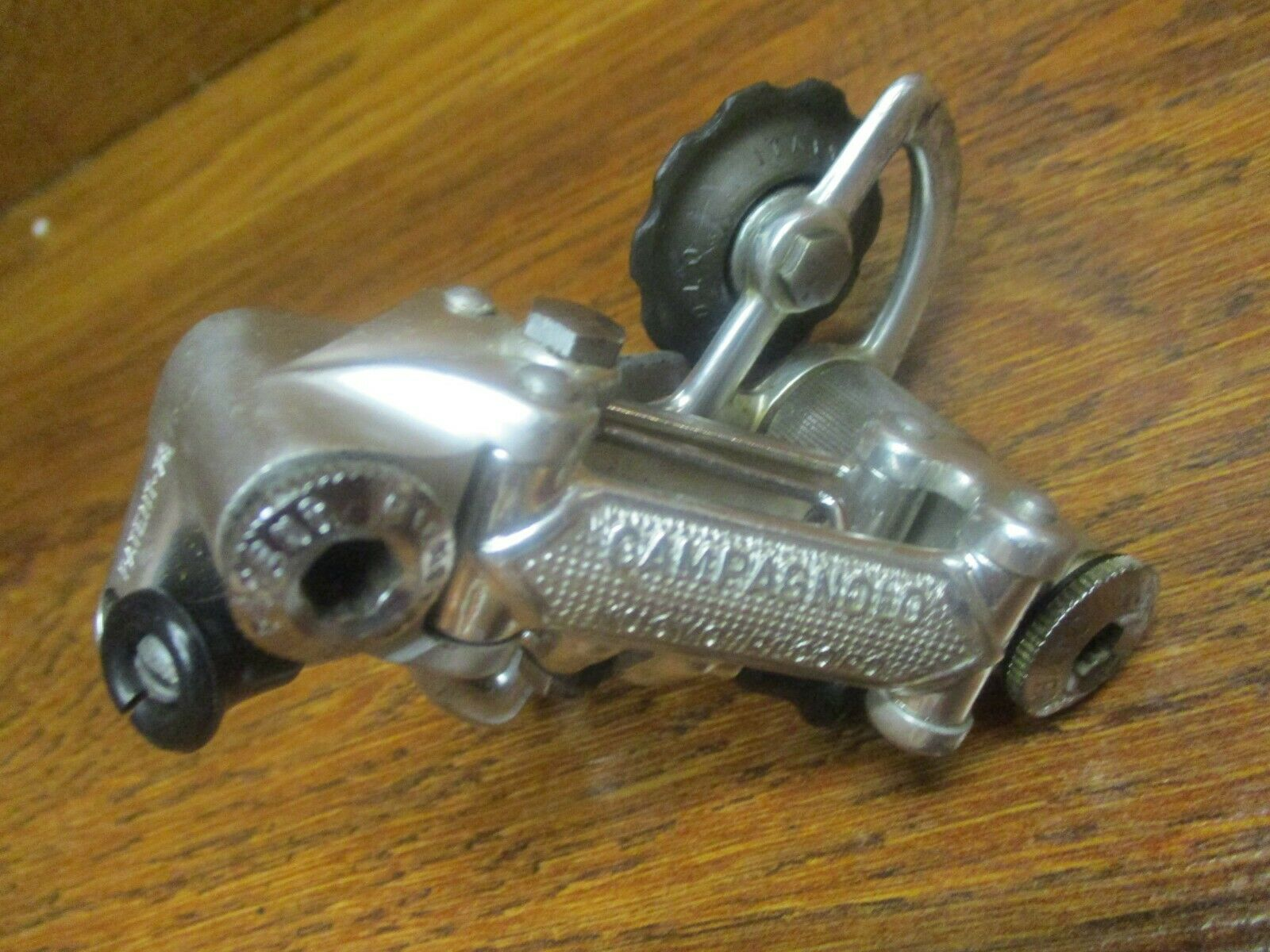 VINTAGE CAMPAGNOLO NUOVO RECORD REAR DERAILLPAT. 78   cheap sale outlet online