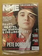NME APRIL 7 2012 DRAKE ODD FUTURE PETE DOHERTY THE STONE ROSES ARCTIC MONKEYS