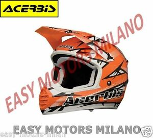 ACERBIS-CASCO-MOTO-SUPERMOTARD-SUPER-MOTARD-X-FIBER-035-ATOMIK-ARANCIO-L-XL-XXL