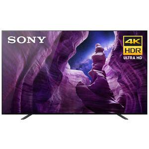 "Sony XBR65A8H 65"" A8H 4K OLED Smart TV (2020 Model)"