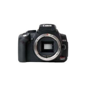 Used Canon Eos Kiss Digital N Body Black Excellent Freeshipping Ebay
