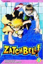 Zatch Bell: Zatch Bell! Vol. 2 by Fred Burke and Makoto Raiku (2005, Paperback)