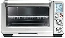 Breville BOV900BSS The Smart Oven Air Convection Oven, Large, Silver Refurbished