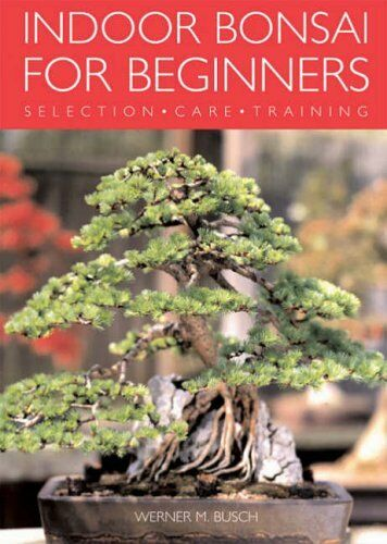 Indoor Bonsai for Beginners: selection, care, training By Werner Busch