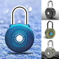 Waterproof Keyless Phone Control Smart Bluetooth Lock Unlock For Bicycle Bike