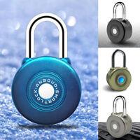 Waterproof Keyless Phone Control Smart Bluetooth Lock Unlock For Bicycle Bike