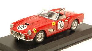 Ferrari-250-California-2-Winner-2-H-Relay-Marlboro-1961-A-Wylie-1-43-Model