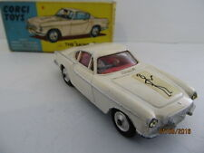 CORGI 258 THE 'SAINTS' CAR VOLVO P1800 1965 all Original car & boxed VGC