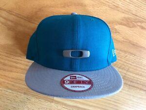 8748410b Oakley Metal Gascan New Era Adjustable Snapback Hat Snow,Skate,Surf ...