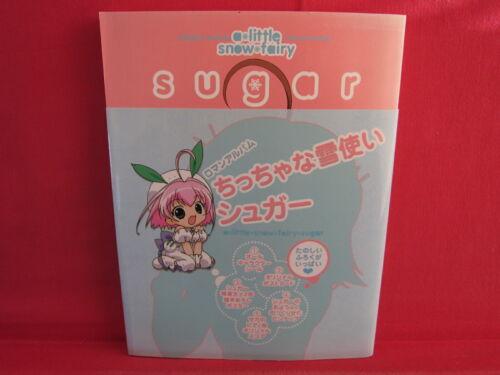 A Little Snow Fairy Sugar Roman Album art book