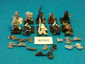 Warhammer-Fantasy-Dwarfs-Warriors-with-Two-Handed-Axes-x10-WF632