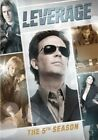 Leverage Season 5 4 PC WS DVD
