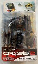 "LOTTO di 3 gamestars Crytek CRYSIS 2 STALKER Grunt ALIENO pesante 5/"" Action Figure"