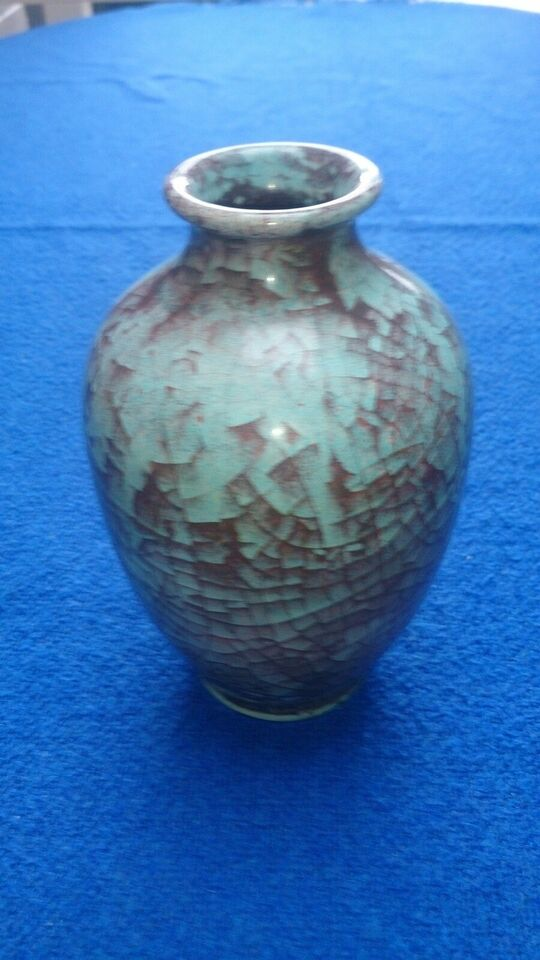 Keramik, Gammel vase, Michael Andersen