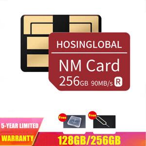 NM card 256GB nano memory card for Huawei Mate40 Mate30 X Pro P30 P40 Pro series