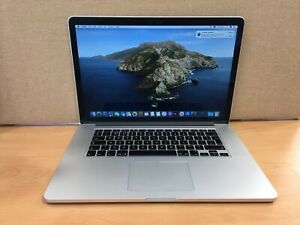 "Apple MacBook Pro 15"", Core i7 2.2GHz, 16 Go RAM, 256 Go SSD, 2014 (P72)"