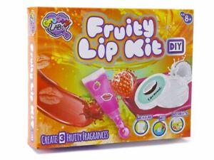 3-en-1-kit-para-armar-uno-mismo-Balsamo-para-labios-hacer-su-propio-brillo-exuberante-con-sabor-a