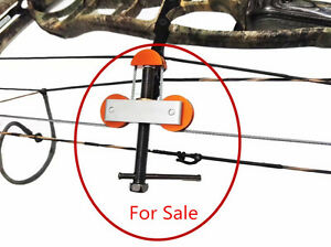 Portable Metal Arrow Bow Press for Compound Bow Hunting Archery Shooting Tool