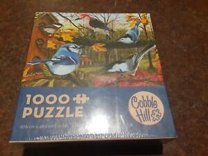 Blue-Jays-and-Friends-1000-Pc-Random-Cut-Jigsaw-Puzzle-by-Cobble-Hill