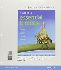 Campbell Essential Biology   by Eric Simon