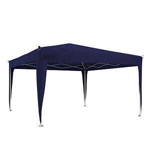 Faltpavillon-Partyzelt-Pavillon-Gartenzelt-Faltzelt-blau-Premium-3x3-m-B-Ware