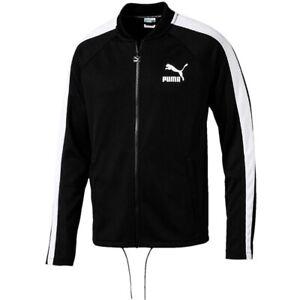 Puma Archive T7 Summer Jacket Herren Freizeitjacke schwarz