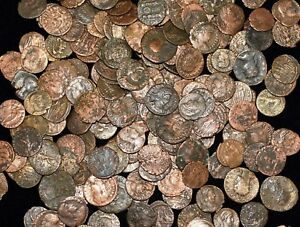LOT-OF-3-IMPERIAL-ROMAN-COINS-IN-EACH-BATCH-VG-TO-VF-CONDITION-GREAT-DEAL