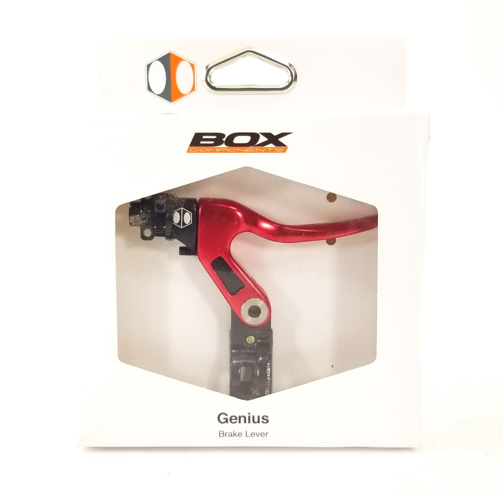 Caja Genio Corto Palanca De Freno (Rojo) BX-BL 130 Dimn-RD