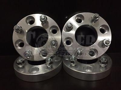 "Spacers4x4 to 4x11010x1.25 USA MADEGolf Cart EZ GO 2/"" Wheel Adapters"