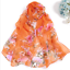 New-Summer-Fashion-Women-Floral-Printing-Long-Soft-Wrap-Scarf-Shawl-Beach-Scarf thumbnail 14