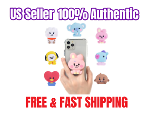 BTS BT21 Baby Kpop Baby Bubbly Grip Smartphone Hand Grip Army