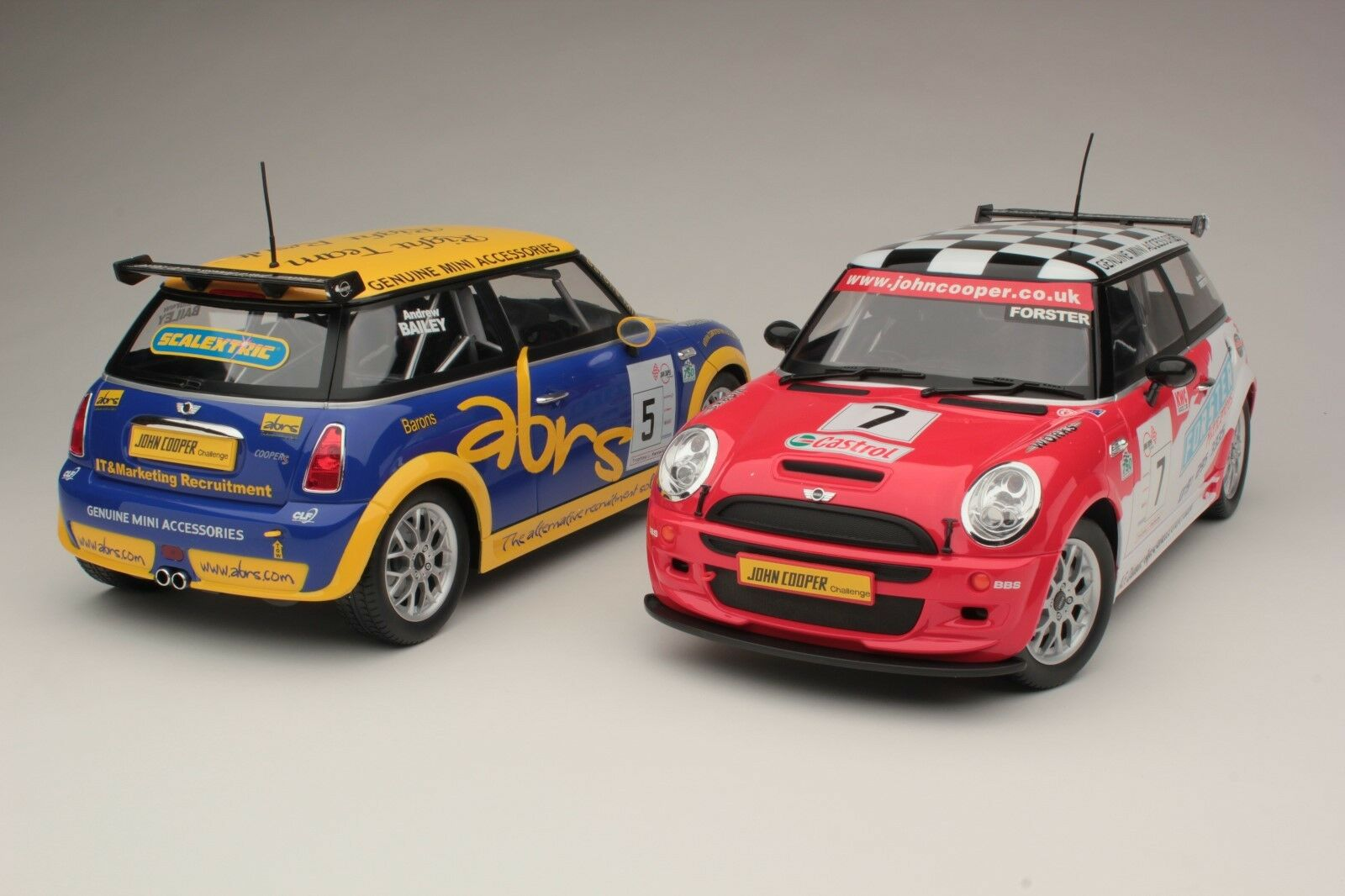 Mini Cooper S Competition   Quality R C Model   Huge Scale 1 10   ERC08211A