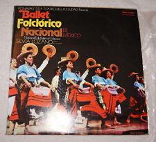 LP: Ballet Folclorico Nacional de Mexico - National Folk Ballet
