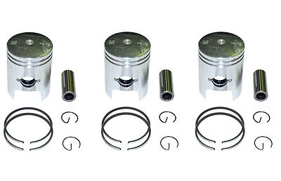 Suzuki GT250 X7 55mm 1.0mm Oversize Pistons Set Two Pistons include CI-GT250PS-2