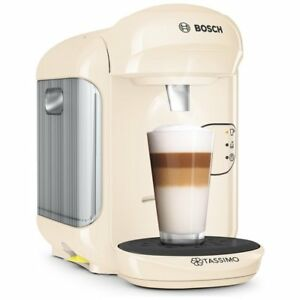 TASSIMO by Bosch Vivy2 TAS1407GB Hot Drinks Machine - Cream - Currys
