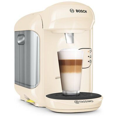 Tassimo by Bosch Vivy 2 T14 Coffee Machine - Cream