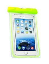 Housse étanche iphone 7 plus Verte