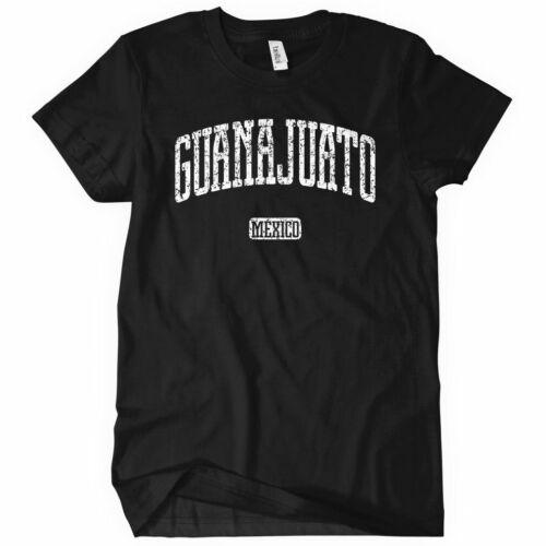 S-2XL GUANAJUATO Women/'s T-shirt GTO Mexico Tee Mexican Leon