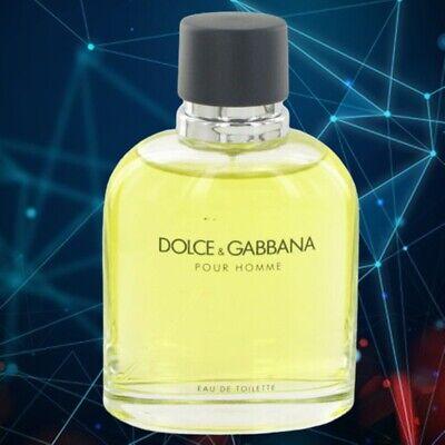 Dolce & Gabbana Pour Homme Cologne Perfume For Men 4.2 oz 125ml Edt Spray TSTR | eBay