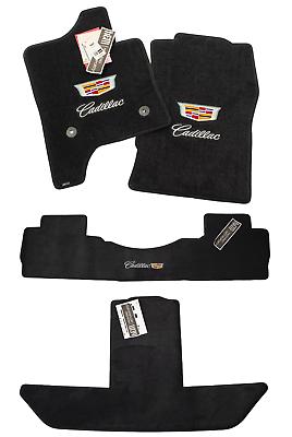 NWT 2007-10 Cadillac Escalade ESV Floor Mats Set Cashmere LLOYD Ultimat IN Stock
