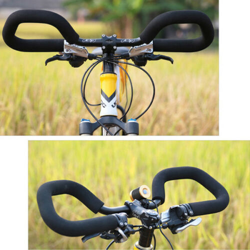 Trekking Cycling Road Mountain Bike Bicycle Butterfly Handlebar φ 25.4mm Superb