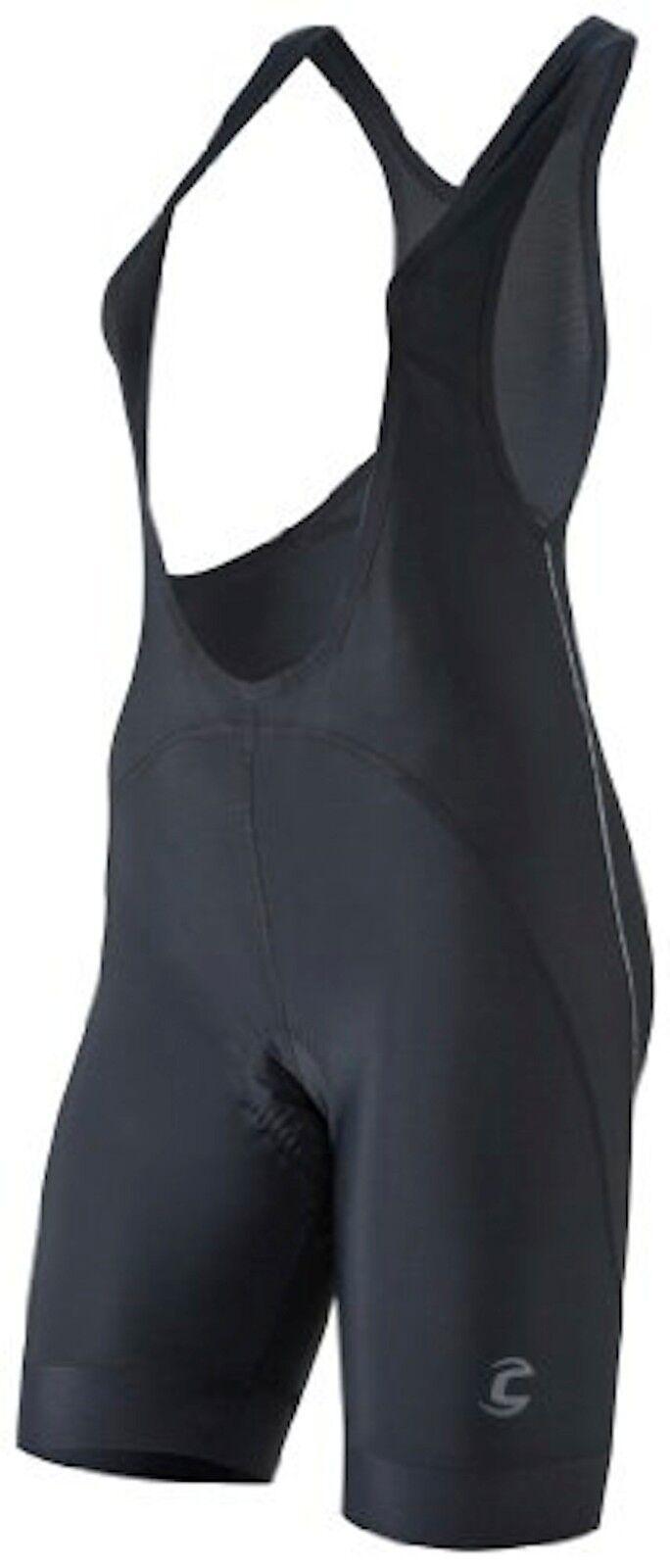 Cannondale Women's Prelude 8 Bib Cycling Shorts  Sz L  NWT 4F207L  hot sale online