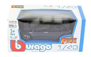 Nuevo-Coche-Modelo-Diecast-Burago-1-43-Alfa-Romeo-Giulietta-5dr-en-Azul-Marino