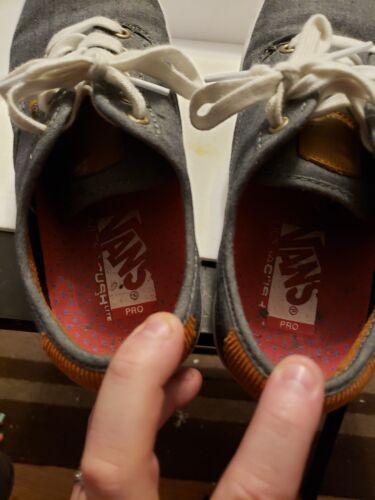 Vans Gris Chaussures 8 Ultra Lite Sz Pro Off Cush Wall The Femmes 6qSU6p
