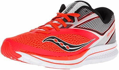 Saucony Kinvara 9 - NIB Women's Running shoes, Viz Red White - Size 12